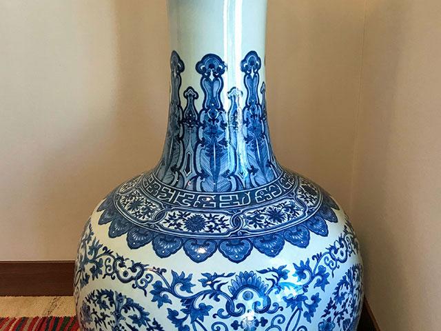 景徳鎮 花瓶